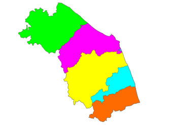 The province in Marche